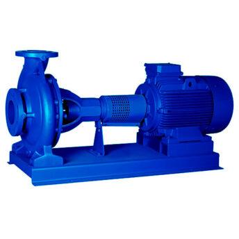 Консольные насосы DPNT голландского производителя DP-Pumps