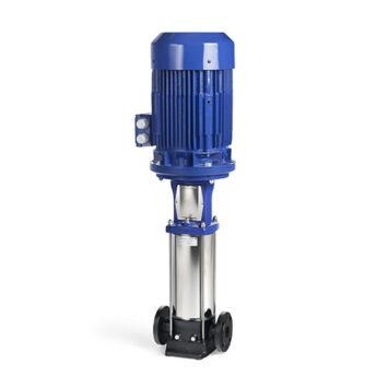 вертикальные многоступенчатые насосы DPVCF для горячей воды (DP-Pumps)