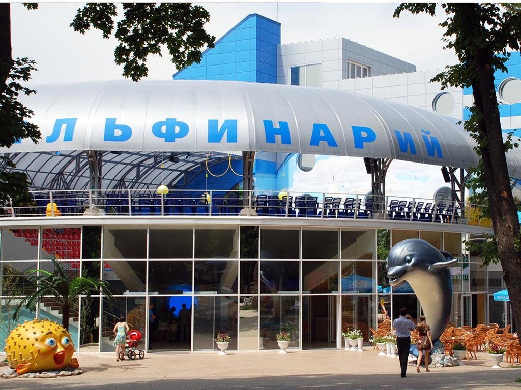 Поставка дренажных насосов - Харьковский дельфинарий Немо - насосы DVV ( DP-Pumps, IWT)