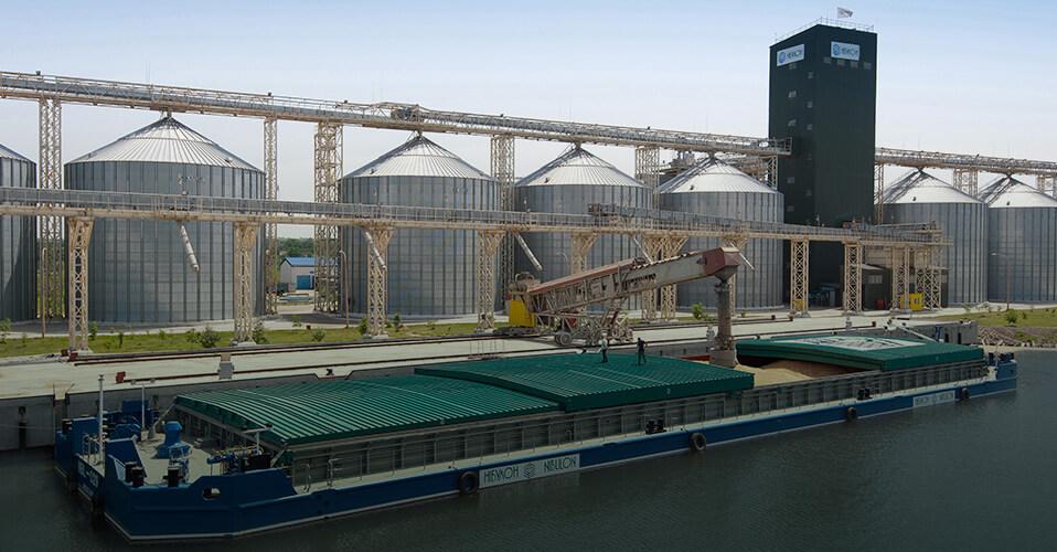 Проект ИВТ - Нибулон - поставка насосных станций водоснабжения Hydro-Unit