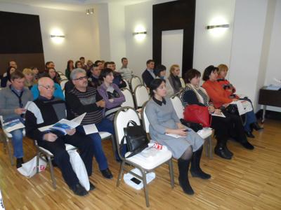 Проведение технического семинара-обучения по насосному оборудованию DP-PUMPS и IWT в Донецке для инженеров ВК и пожаротушения