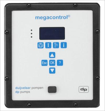 контроллер MegaControl для насосных станций