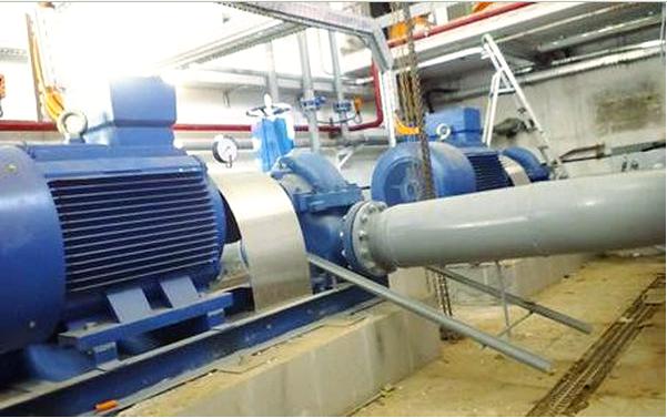 Насосы DP-Pumps для энергоэффективных проектов ДТЭК