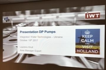 Осенняя Бизнес-поездка на завод DP-Pumps в Королевство Нидерландов