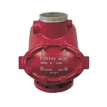 Клапан «сухой», модель В