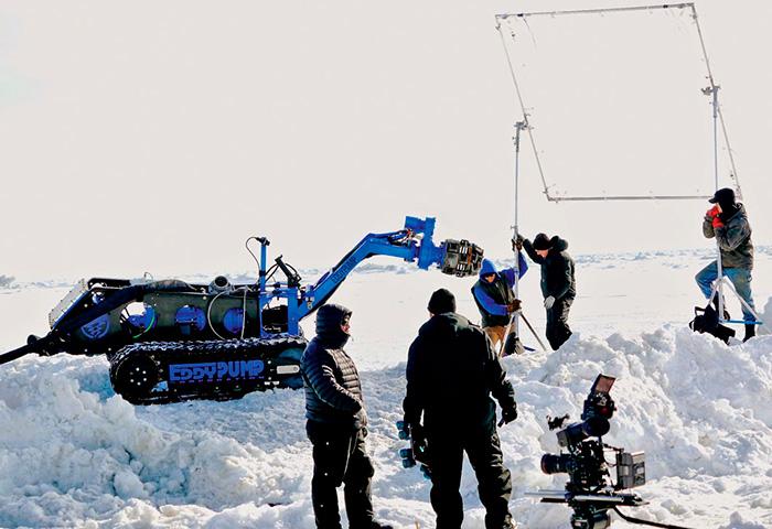 Инновационное насосное оборудование с дистанционным управлением для подводной добычи золота