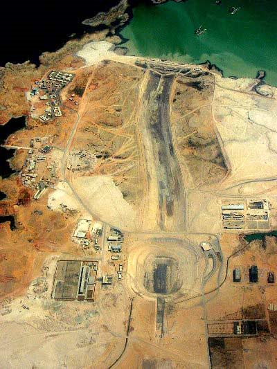В марте 2005 года запущена в эксплуатацию насосная станция Мубарак (проект Тошка).