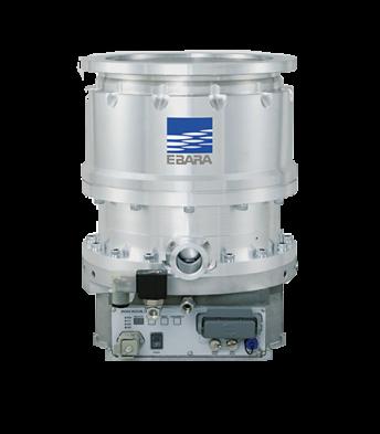 Турбомолекулярные насосы EBARA серии EMT с магнитным подвесом, серия EMT