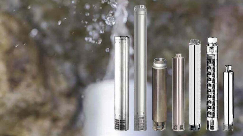 Скважинные промышленные насосы на воду