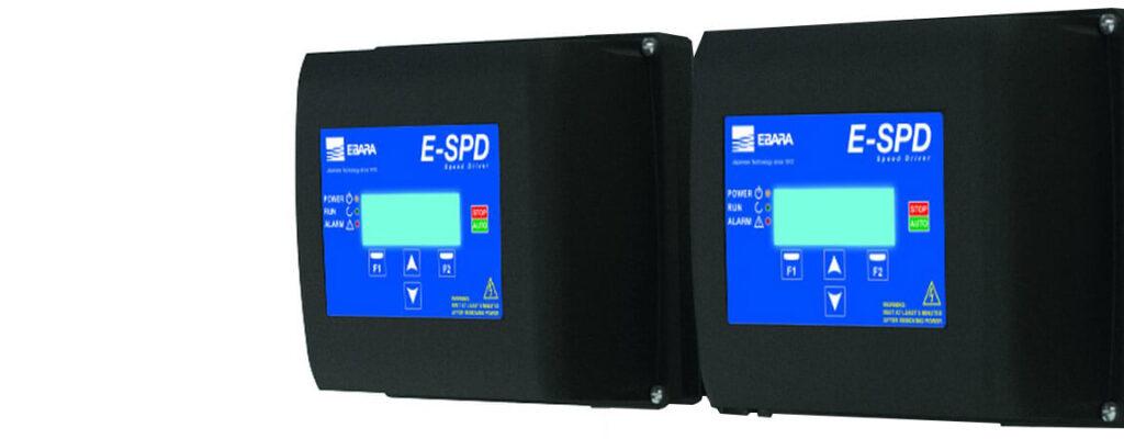 E-SPD (EBARA) - инвертор для насосов и насосных станций