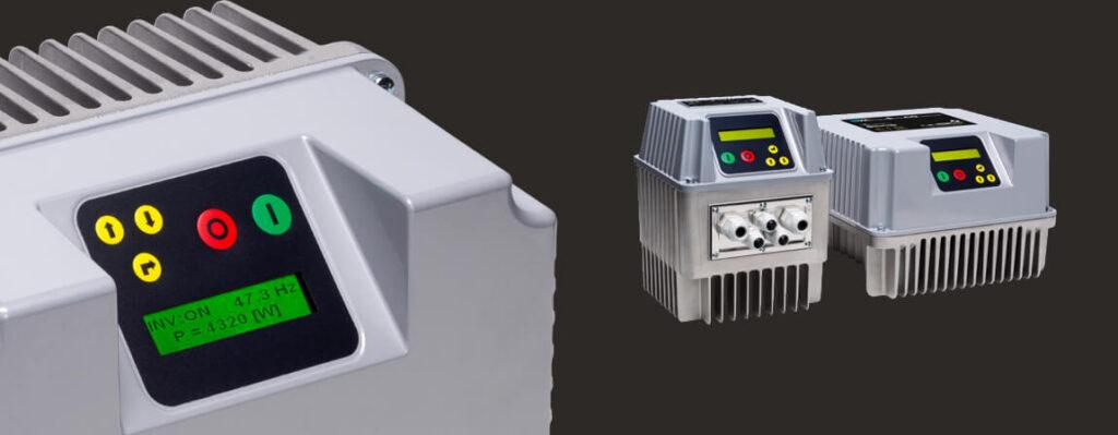 Преобразователи частоты для насосов и насосных станций повышения давления воды